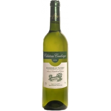 Chateau coulonge- bordeaux blanc sec 75 cl