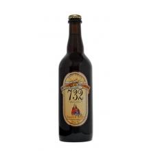 732 bière ambrée artisanale de Bellefois 75cl