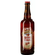 Bière de Noël artisanale de Bellefois 75cl