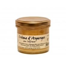 Crème d'asperges au safran 100gr