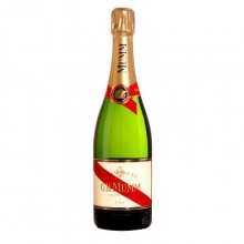 Champagne Mumm cordon rouge brut 75cl