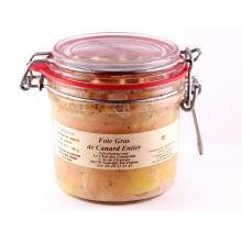 Foie gras de canard entier afg 300GR