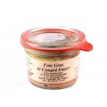 Foie gras de canard entier 50 gr