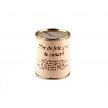 bloc de foie gras de canard afg 65gr