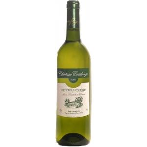 Chateau coulonge- bordeaux blanc sec 75 cl
