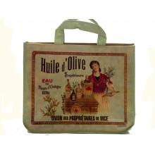 sac cabas pub huile d'olive superieure