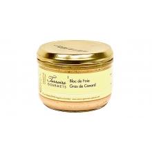 bloc de foie gras de canard verrine 180 gr terroirs gourmets
